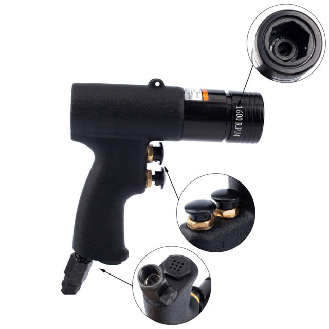 Handheld Air Rivet Nut Gun Rivnut Pull Gun Riveter Pneumatic Riveting Tool  M4-M5