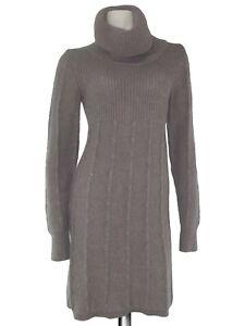 pois-abito-maglione-donna-grigio-misto-lana-mohair-made-italy-taglia-s-small