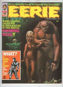 1971-Eerie-Issue-32-Warren-Magaizne-NM