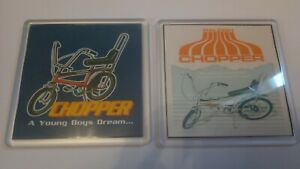 RALEIGH CHOPPER COASTERS RETRO LOOKING grifter tomahawk