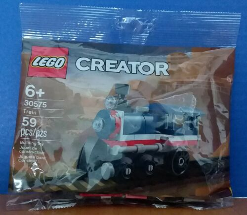 LEGO Creator 30575 Train New Sealed Poly bag FREE SHIPPING!