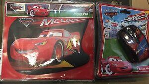 Mouse-USB-de-Cars-Lightning-McQueen-raton-MAT-Matt-Paquete-Ninos-Disney-62-APAGADO-PVP
