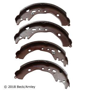 Beck Arnley 081-3218 Brake Shoe