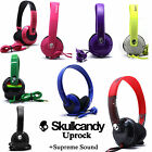 NEW OEM ORIGINAL SKULLCANDY Uprock  HEADPHONES Supreme Sound