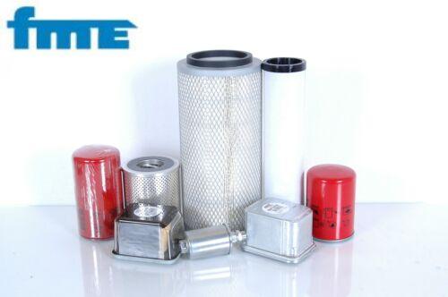 Filterset John Deere 2650 Filter Traktor