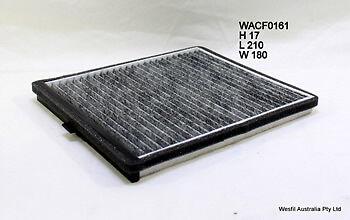 Wesfil Cabin Air Pollen Filter WACF0161