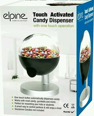 One Touch  Candy Mint Gumball Sweets Dispensing Machine Reward Treat Party