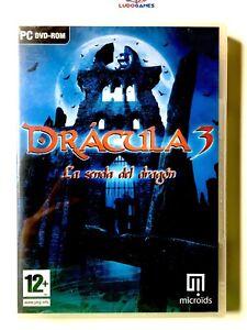 Dracula-3-la-Senda-Del-Dragon-PC-Scelle-Videojuego-Scelle-Neuf-Retro-Spa