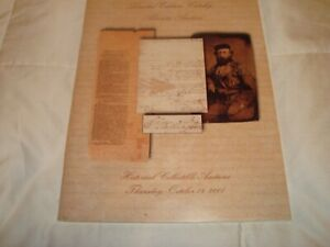 Historical Collectible Auctions Limited Edition Cat Absentee Auction 10 18 2001 Ebay