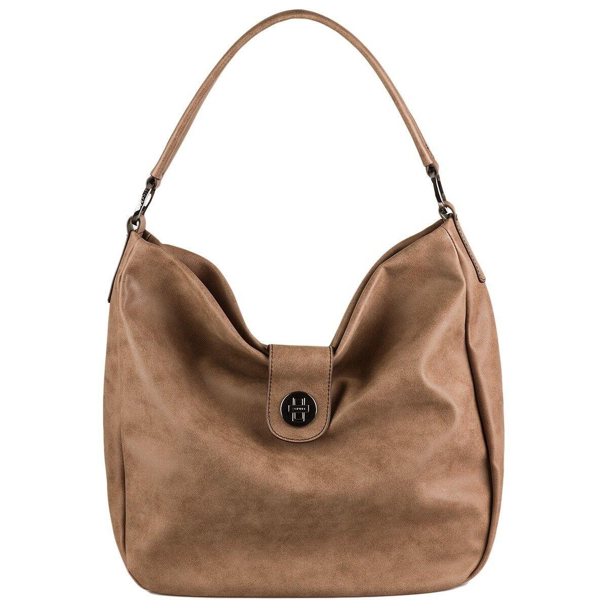 Esprit Kora Kora Kora Hobo Beuteltasche Handtasche Schultertasche Shopper 116EA1O021 | Outlet Store  | Ausgang  53a95f