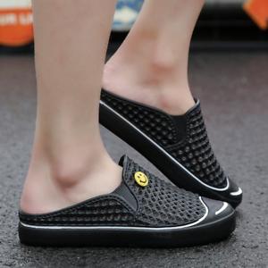 Summer Fashion Hot Breathable Beach Slippers Sandals Beach Shoes Flip Flop Men