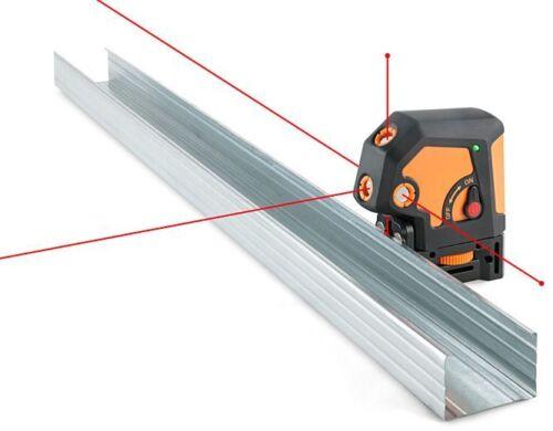 geo-Fennel Geo 5P Multi-Pointer selbstnivellierender 5 Punktlaser 5-Punkt-Laser