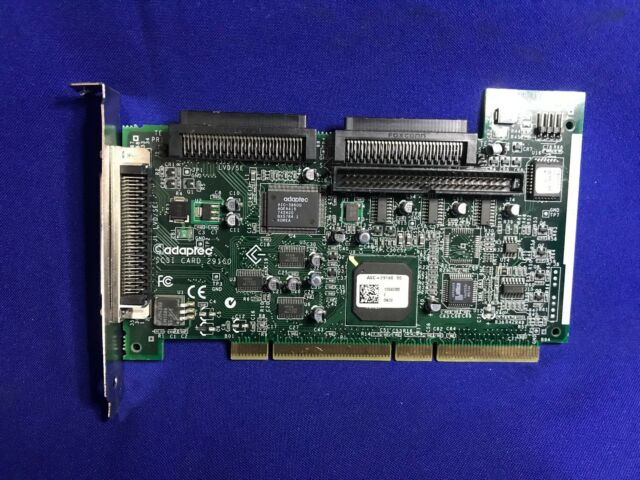 ADAPTEC 29160LP SCSI CARD WINDOWS DRIVER DOWNLOAD