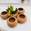 1:12 Dollhouse Miniature Clay Pottery Planter//Miniature Gardening HMN 1401