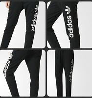 Adidas Originals Women's 2016/2017 Linear Logo Track Pants Bnwts
