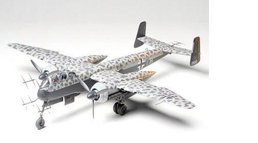 Tamiya 61057 - 1/48 WWII Td. Heinkel He219 A7 Uhu - Nuovo
