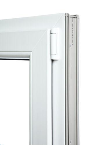 Finestre in PVC Aluplast col.Bianco con Anta/&Ribalta Vetro Basso Emissivo!!