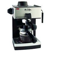 Mr. Coffee Steam Espresso and Cappuccino Maker Machine for Latte etc. ECM160-NP
