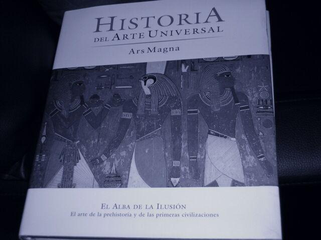 Historia del arte universal Ars Magna
