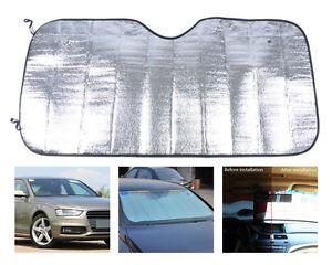 sonnenschutz auto alu auto frontscheibe sonnenblende sonnenschutzschild 702142548791 ebay. Black Bedroom Furniture Sets. Home Design Ideas
