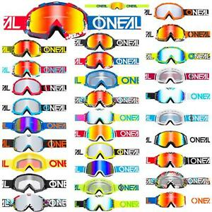 O-039-Neal-Crossbrille-Goggle-MOTOCROSS-DOWNHILL-MX-MTB-DH-b1-b2-b30-B-Zero-B-Flex