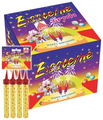 Feuerwerk 80 PANDA Eissterne Traumsterne Zaubersterne a 30 S Hochzeit Party