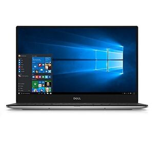 Dell XPS 13 13 3 QHD TouchScreen laptop i7 6500U 8GB RAM 256GB SSD