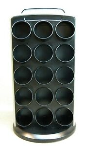 Keurig Vertical Tower K Cup Carousel Storage 30 Cup Holder