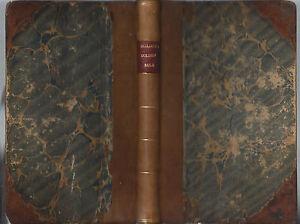 BUILDER'S GOLDEN RULE 1789 WILLIAM PAIN ANTIQUE RARE LEATHER BOOK *ARCHITECTURE