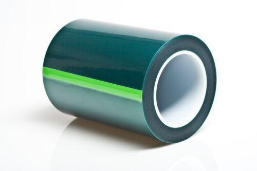 200mm hitzebeständiges Klebeband temperaturbeständig bis 220°C Pulverlack 3mm