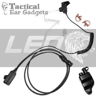 Tactical Ear Gadgets Quick Release Adapter For Harris XG15 XG25 XG75 P5300 P7300