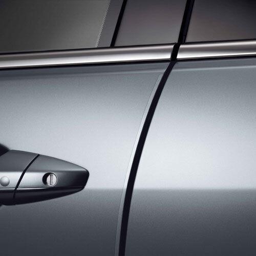 Acura RDX 2013-2018 Door Edge Film