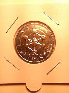 2 EURO BELGIQUE 2006 ATOMIUM COMMEMORATIVE NEUVE