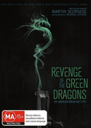 1 of 1 - Revenge Of The Green Dragons (DVD, 2015) - Free Postage