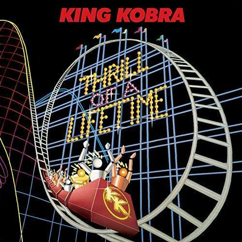 King Kobra - Thrill Of A Lifetime  (NEW CD)