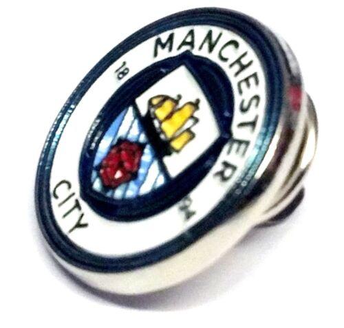 Manchester City Anstecker Schopfhund Offizielle Fußballverein Geschenk