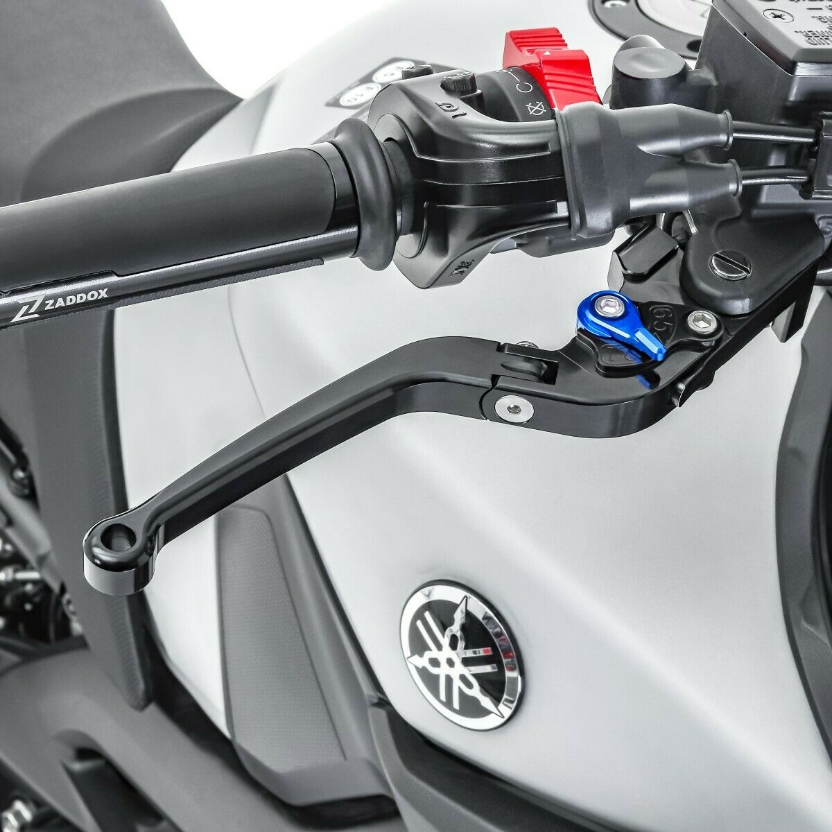 BMW F800GS 2008-2012 F800R 2009-2011 Bremshebel Handbremshebel schwarz geschmied