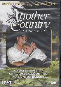 Dvd-ANOTHER-COUNTRY-LA-SCELTA-con-Rupert-Everett-nuovo-sigillato-1984