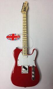 Baby-Axe-Miniature-Guitar-BA02-TELECASTER-Natural-Sunburst-Red-Black-White