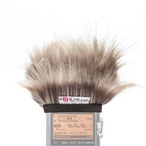 Gutmann-Microfono-Protezione-Dal-Vento-per-sony-PCM-D10-Modello-Koala-Limitato