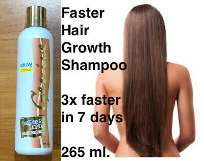 Genive Long Hair Fast Growth Shampoo Helps Your Hair To Lengthen Grow Longer Ebay
