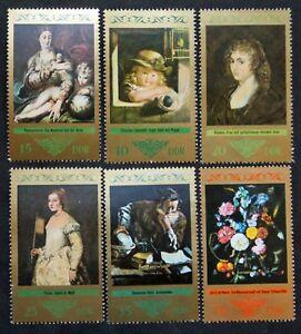 Stamp-Germany-Rda-Yvert-and-Tellier-N-1580-IN-1585-N-MNH-Cyn31-Deutch-GDR