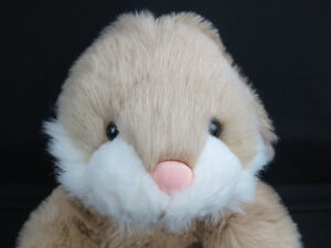 BIG-BROWN-WHITE-COTTONTAIL-FLOPPY-YEAR-BUNNY-RABBIT-MR-CHIPS-PLUSH-STUFFED