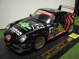 porsche 911 gt2 racing anthony reid japan car 1 18 anson 30327 voiture miniature ebay. Black Bedroom Furniture Sets. Home Design Ideas