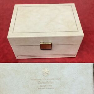 Jewellery Box Appoint Royal Swedish Court Design Philipp
