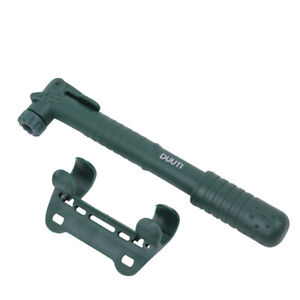 Gonfleur-Pompe-a-Air-Luftzylinderklemme-Velo-pour-Velo-38cm-Noir