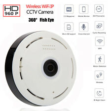 360 Degree Wireless HD 1.3MP IP Camera Panorama WIFI Webcam 960P Fisheye camera