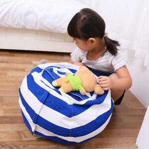 Large Bean Bag Storage Stuffed Animal