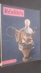 Revista-Realidades-La-Baca-Las-Medallas-N-80-Septiembre-1952-Buen-Estado