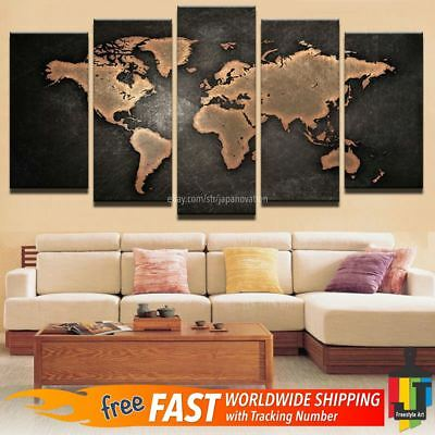 5Pcs Retro World Map Canvas Oil Print Painting Wall Art Home Decor on kohl's world map, modge podge world map, the church of lds missions world map, hp world map, craigslist world map, earth tone world map, pepsi world map, dunkin donuts world map, pizza hut world map, sotheby's world map, johnson world map, barnes & noble world map, crate and barrel world map, bank of america world map, public-domain vintage world map, carrefour world map, grandin road world map, anthropologie world map, philips world map, ireland location in world map,